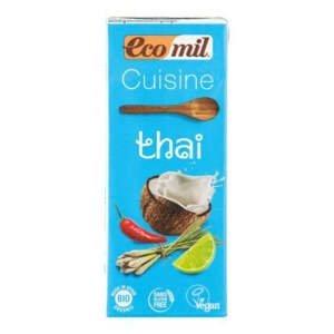Ecomil Kokosová alternativa smetany Thai BIO 200 ml