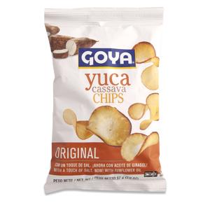 Goya Chipsy z juky solené 57 g