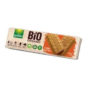 Gullón BIO sušenky se 4 druhy obilovin 170 g