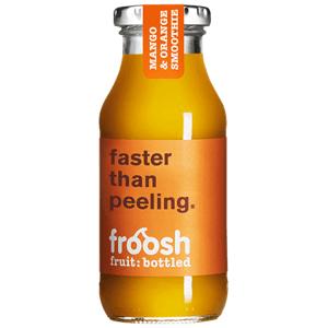 Froosh Smoothie mango a pomeranč 250 ml