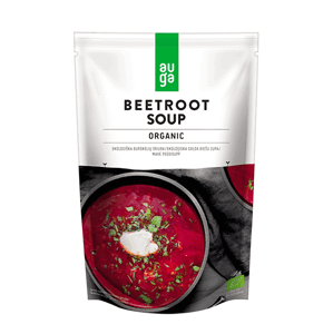 Auga Polévka z červené řepy BIO 400 g