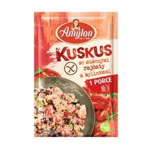 Amylon Kuskus se sušenými rajčaty a bylinkami 60 g