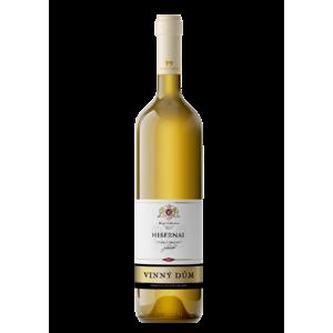 Vinný dům Hibernal 2018 jakost. bílé polosuché 750 ml