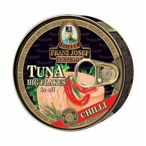 Franz Josef Kaiser Tuňák kousky v oleji s chilli 170 g