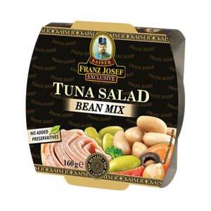 Franz Josef Kaiser Tuňákový salát fazolový mix 160 g