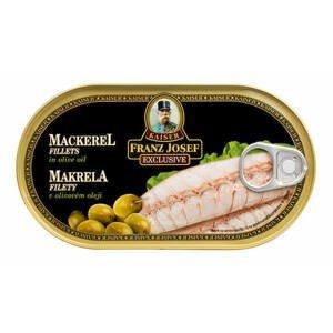 Franz Josef Kaiser Makrela filety v olivovém oleji 170 g