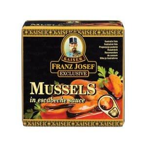 Franz Josef Kaiser Mušle v nálevu Escabeche 80 g