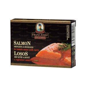Franz Josef Kaiser Losos v rajčatové omáčce s kari 110 g