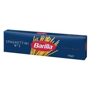 Barilla Spaghettini n.3 500 g