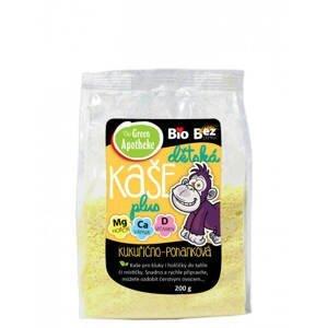 Green Apotheke Kaše Bio dětská kukuřično pohanková 200 g