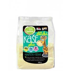 Green Apotheke Kaše Bio dětská kukuřično rýžová 200 g