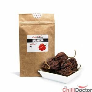 The Chilli Doctor Red Habanero celé 10 g