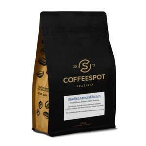 Coffeespot Brazílie Diamond Santos 250 g