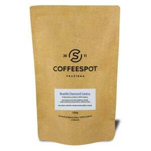 Coffeespot Brazílie Diamond Santos 500 g