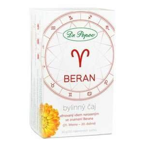 Dr. Popov Čaj Beran 30 g