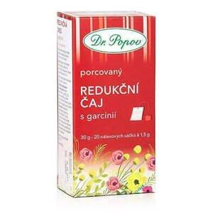 Dr. Popov Čaj Redukční s garcinií 30 g