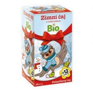 Apotheke Pohádkový čaj BIO zimní se skořicí 20x2 g