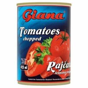 Giana Krájená rajčata 425 g
