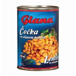 Giana Čočka ve slaném nálevu 425 ml