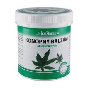MedPharma Konopný balzám 250 ml - expirace