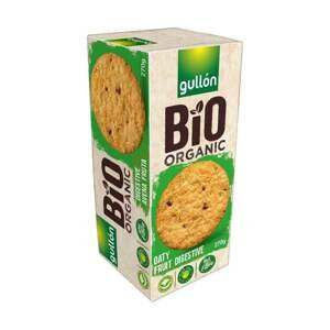 Gullón BIO Digestive sušenky s ovsem a ovocem 270 g
