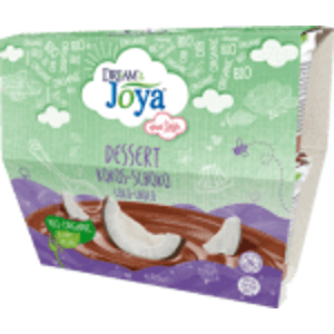 Joya Kokos - čokoladový dezert BIO 4x125 g