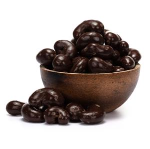 GRIZLY Ananas v hořké čokoládě 250 g