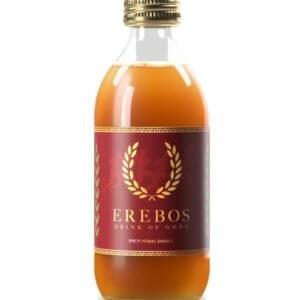 Erebos White Erebos Přírodní energetický nápoj Spicy 330 ml
