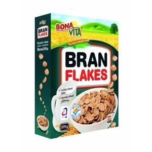 Bonavita cereálie pro dospělé Bran flakes 375 g