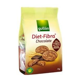 Gullón Diet Fibra Chocolate 75 g
