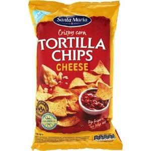 Santa Maria Tortilla chips sýrové 185 g