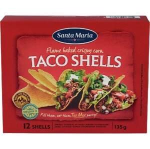 Santa Maria Taco shells 135 g