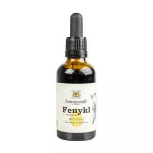 Sonnentor Fenykl olej BIO 50 ml