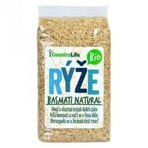 Country Life Rýže basmati natural BIO 500 g