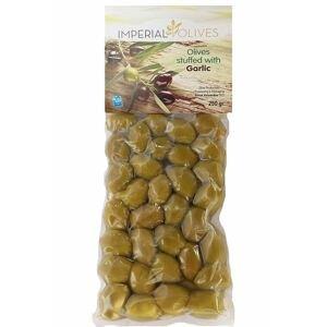 Imperial olives Zelené s česnekem 250 g