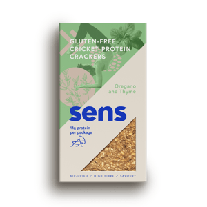 SENS Protein crackers Oregano & Tymián 50 g