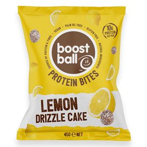 Boost Bites – Citronový dort 45 g