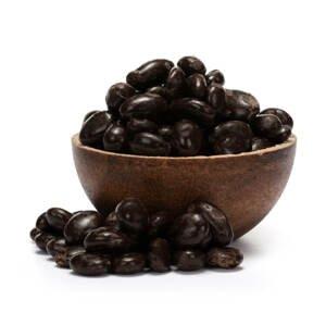 Ořechy v hořké čokoládě