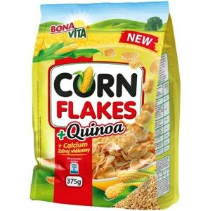 Bonavita Corn flakes+ 15 % quinoa 375 g