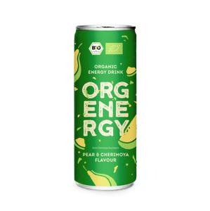 Orgenergy Hruška a čerimoja 0,25 l