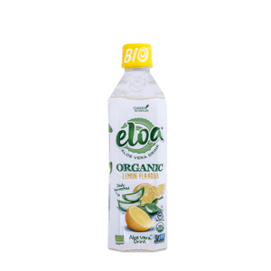 Green beverages Eloa Citron 500ml