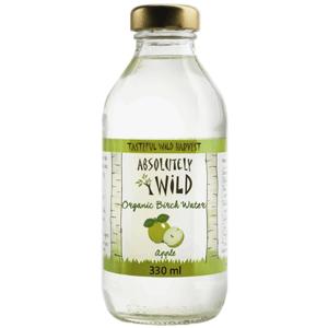 Absolutely Wild Unfiltered Jablko 330 ml
