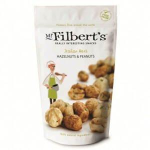 Mr.Filbert's Pražené ořechy s italskými bylinkami 110 g