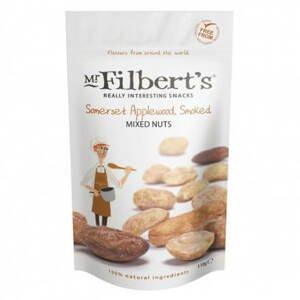 Mr.Filbert's Pražené ořechy vyuzené na jabloňovém dříví 110 g
