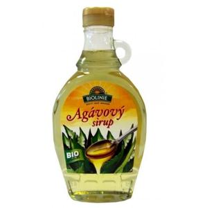 Biolinie Sirup Agávový 250 ml - expirace
