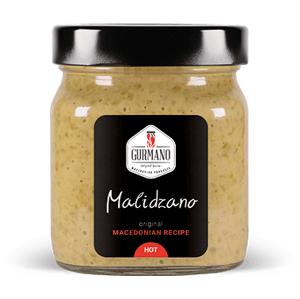Gurmano Malidzano zelený ajvar pálivý 300 g