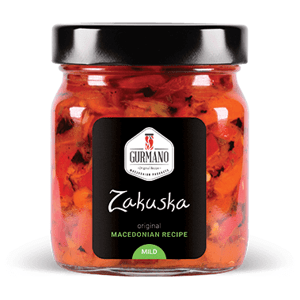 Gurmano Zakuska mild jemná 300 g
