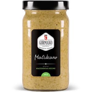 Gurmano Malidzano mild zelený ajvar jemný 490 g