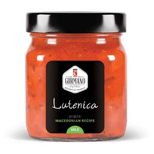 Gurmano Lutenica mild jemná 490 g