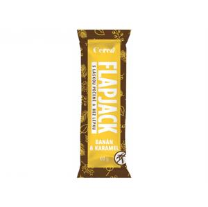 Cerea Flapjack banán a karamel 60 g